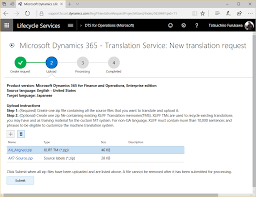 scala le quote al layout microsoft dynamics 365 translation service user guide ee