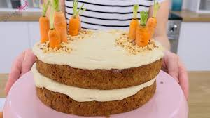 Youtube Easter Cake Decorations by How To Decorate The Best Ever Nielsen Massey Carrot Cake Youtube