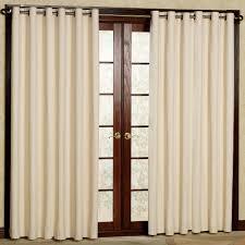 Patio Door Panel Curtains by Fresh Free Door Panel Curtain Solid 18025