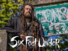 Chris Barnes Six Feet Under Metal Blade Records