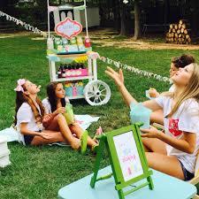 backyard birthday party ideas for teens sneak peek of brynne u0027s