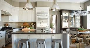 Track Lighting In Kitchen Industrial Track Lighting Kitchen Kitchen Lighting Ideas
