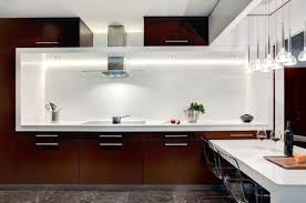 Design Of Kitchen Furniture by Sharp White Brown Kitchen Design By Den Architecture Picture
