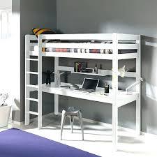 lit de chambre chambre enfant lit mezzanine avec dressing lit mezzanine et