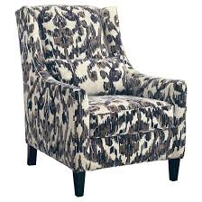 Contemporary Accent Chair Owensbe Accent Chair Smoke Signature Design By Ashley Target