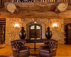 Cabin Style Log Cabin Interior Design Ideas Fallacio Us Fallacio Us