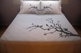 Bird Duvet Covers Tree Branch Birds Duvet Cover Sheet Set Bedding Queen King