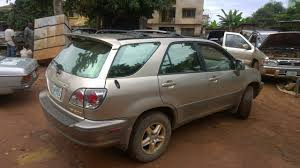 lexus rx300 for sale in nigeria few months reg 02 lexus rx300 4 sale in awka now 1 250m autos