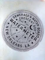 new orleans water meter new orleans water meter floor or door mat