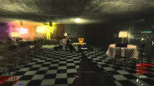custom map world at war parte 1 five nights at freddy s custom map 46 call of duty