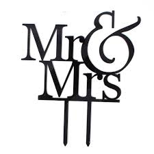 mrs and mrs cake topper mr and mrs cake topper hobbycraft