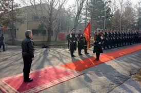Flag Of Macedonia Army Of Republic Of Macedonia