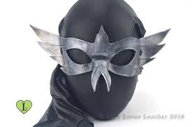 leather mardi gras masks silver bird masquerade mask mardi gras mask masked