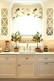 Kitchen Window Curtain Ideas Kitchen Window Treatments Putokrio Me