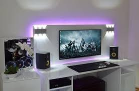 living room gaming pc awesome gaming pc setup best gaming pc setup rate this setup