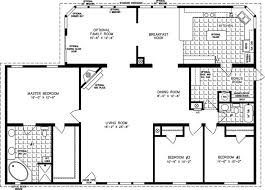 Floor Plans For 1500 Sq Ft Homes 3 Bedroom 2 Bath Home Floor Plans Bedrooms 2 Baths Square Feet