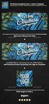 christmas facebook cover avatar template photoshop psd merry