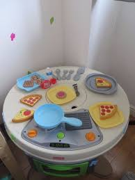 Kitchen And Table Fisher Price Servin U0027 Surprises Kitchen And Table 30 In
