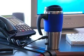 heated coffee mug 16 oz dual auto usb heated travel coffee mug