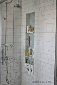 bathroom shower niche ideas bathroom awesome shower niche ideas your house idea www