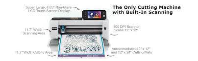 amazon com brother cm350 scanncut 2 home u0026 hobby cutting machine