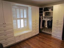 a luxury to be able to turn a bedroom into a closet we worked