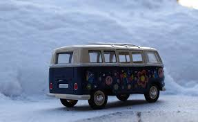 volkswagen hippie van free images snow winter vintage retro van old auto vw bus