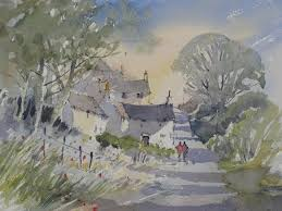 Paint Places by Tim Fisher Paint Fast And Loose Watercolours Only 4 Places