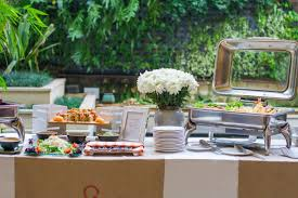 a japanese buffet for your special day by gaia catering co