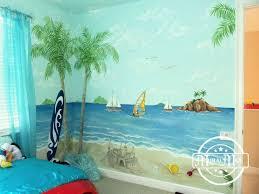 stylish decoration beach wall murals chic design beach wallpaper