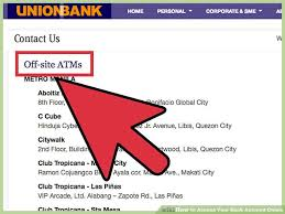 how to access your bank account 13 steps with pictures