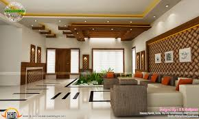 modern and unique dining kitchen interior kerala home living