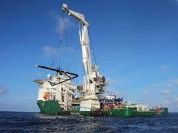Cranes Essential Equipment On Subsea Vessels Bourbonoffshore Com