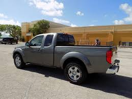 nissan frontier quad cab for sale nissan frontier king cab se v6 in florida for sale used cars on