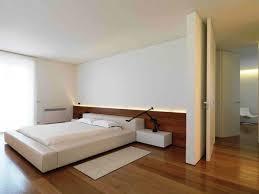 minimalist bedroom ideas with beutiful headboard lighting and