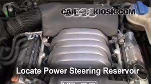 audi a6 3 0 l check power steering level audi a6 1998 2004 2004 audi a6 3 0l v6