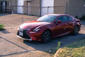 lexus rc sport review review 2016 lexus rc 300 awd canadian auto review