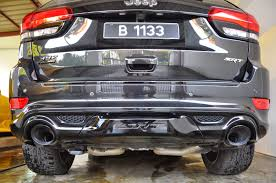 jeep srt 2014 brunei er34 blogspot com black beast mod srt bumper trailer