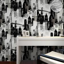 modern wallpaper in silver design by york wallcoverings modern design vinyl new york wallpaper black silver 3d mural wall