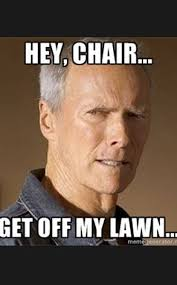 Clint Eastwood Chair Meme - gopee wee s playhouse from clint eastwood s rnc empty chair meme