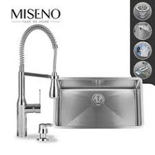 Vigo Stainless Steel Pull Out Kitchen Faucet Vigo Stainless Steel Pull Out Kitchen Faucet Vg02009st Home