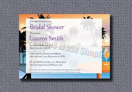 honeymoon bridal shower honeymoon themed bridal shower invitation wording bridal shower