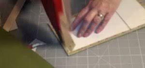 Making A Photo Album How To Make Your Own Photo Album With A Paper Bag Papercraft