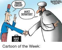 Fingers Crossed Meme - fingers crossed most definitely nuke deal iran fas cartoon of