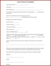 loan agreement for friendly loan loan agreement for a friend