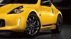 nissan yellow 2018 nissan 370z features nissan usa