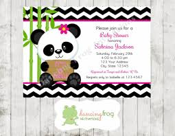 purple and grey baby shower invitations panda baby shower ideas baby ideas