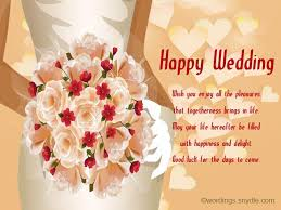 happy wedding message wedding wishes messages and wedding day wishes wordings and