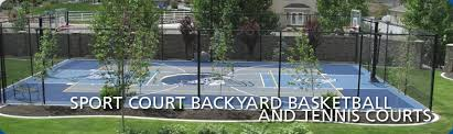 Backyard Sport Court Cost by Sports Court Cost Crafts Home