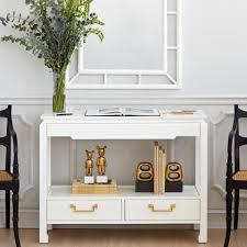 julian console table white bungalow 5